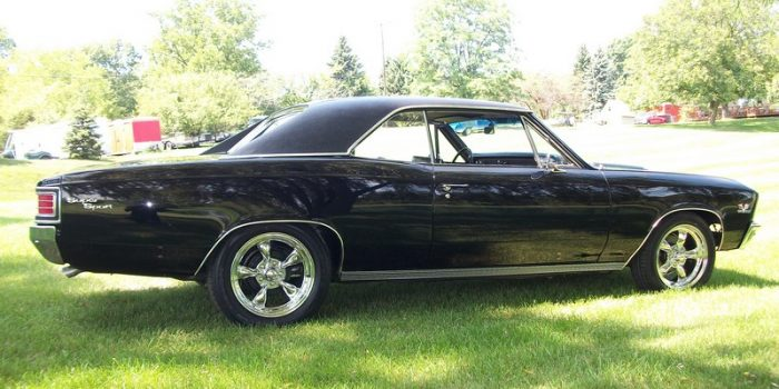 SOLD - 1967 Chevrolet Chevelle SS