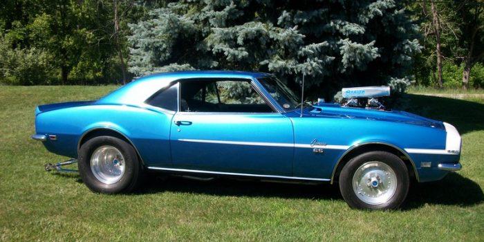 SOLD: 1968 Chevrolet Camaro SS