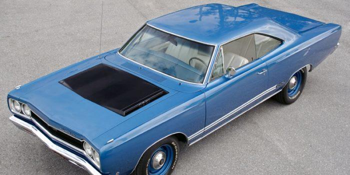 Dan Cook's 1968 GTX