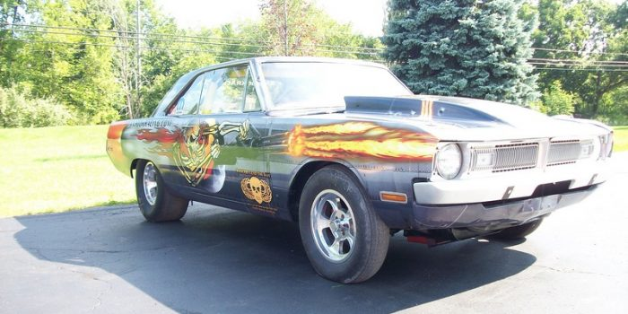 SOLD: 1970 Dodge Dart