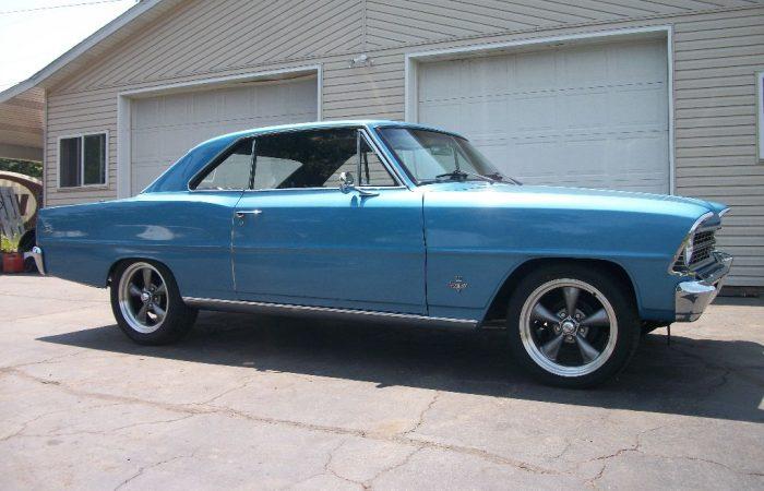 SOLD: 1967 Chevrolet Nova II