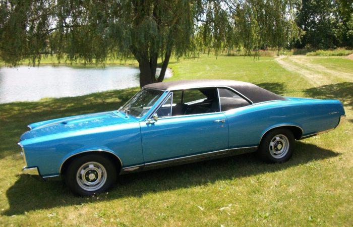 SOLD: 1967 Pontiac GTO