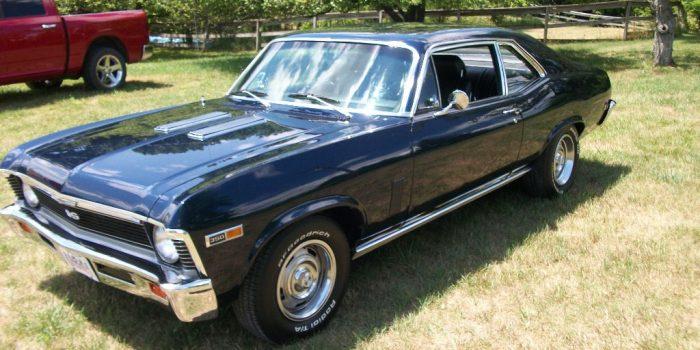 SOLD: 1969 Chevrolet Nova SS