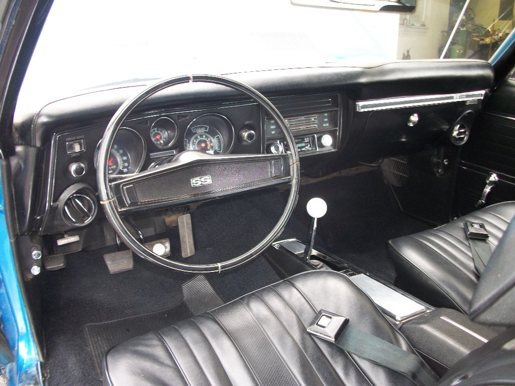 69 chevelle dash gallery