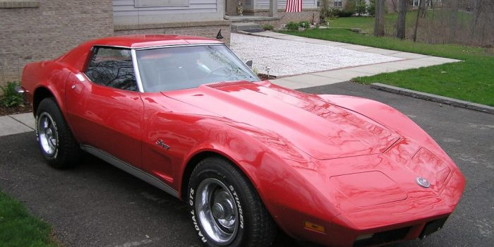 SOLD : 1973 Corvette Stingray