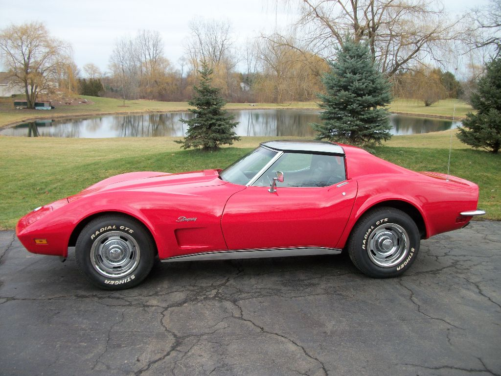 sold 1973 corvette stingray ross customs. Cars Review. Best American Auto & Cars Review