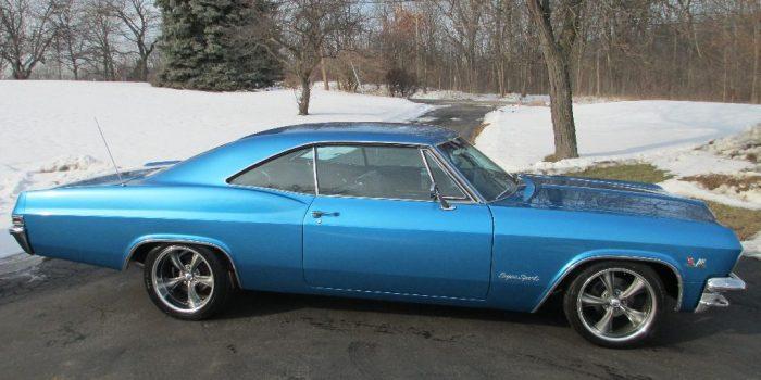 SOLD: 1965 Impala SS 396