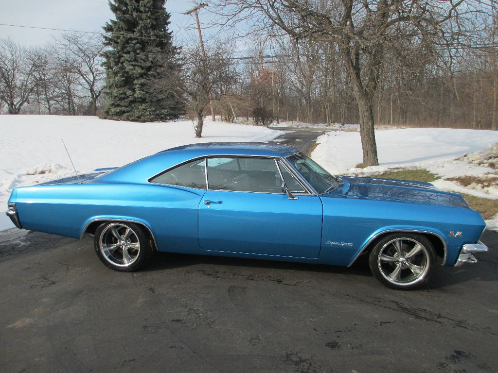 All Chevy 1962 chevy 409 for sale SOLD: 1965 Impala SS 396 Â« Ross Customs