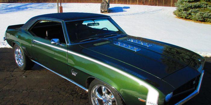 SOLD: 1969 Camaro SS 396