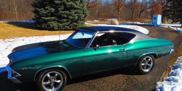 SOLD: 1969 Chevelle Malibu 383
