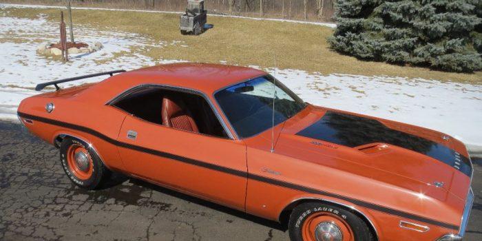 SOLD: 1970 Dodge Challenger