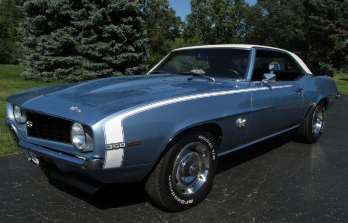 For Sale - 1969 Chevrolet Camaro SS Show Quality - $33,500