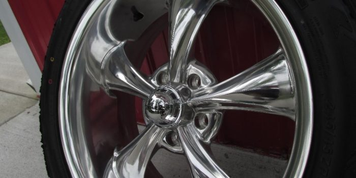 18 Inch Polished Ridlers