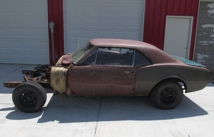 Customer Car - 1967 Camaro FINISHED!!