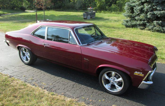 For Sale - 1970 Chevrolet Nova SS 454 Resto Mod - $21,500