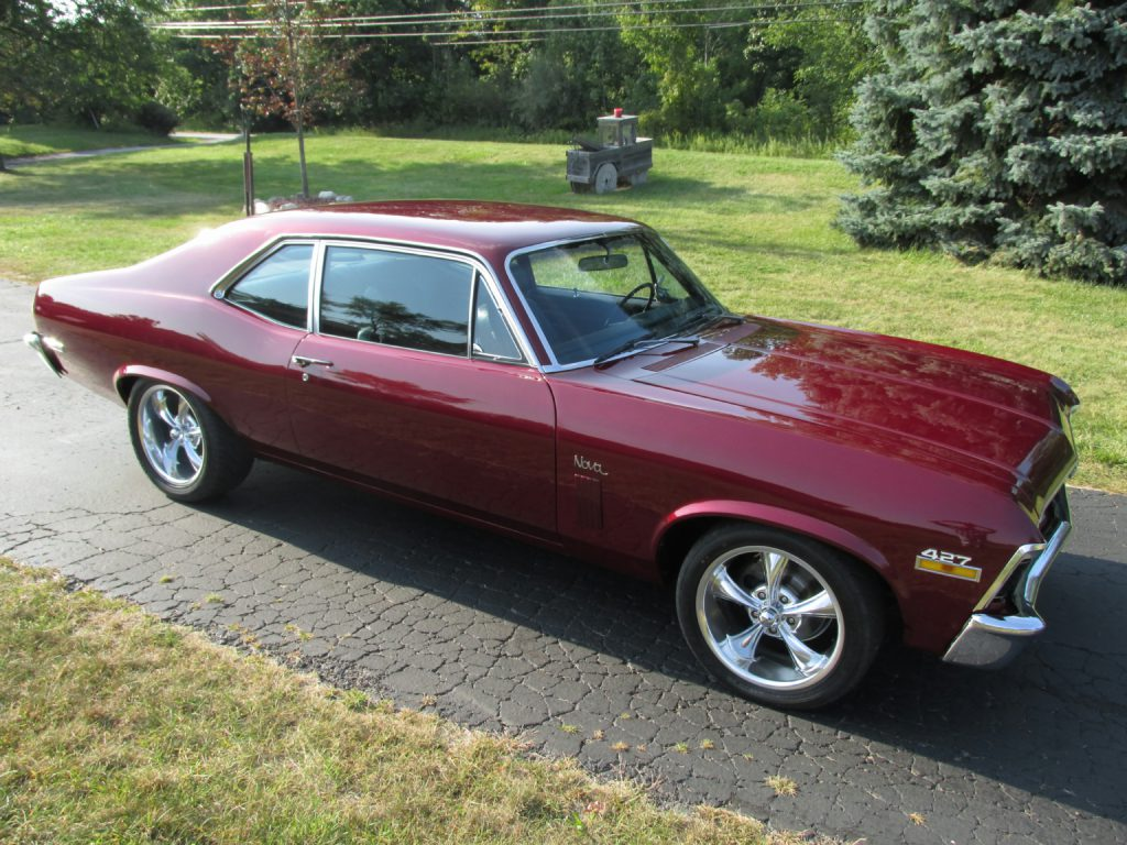 1969 Grand Prix Vinyl Top 1969 Pontiac Grand Prix Custom