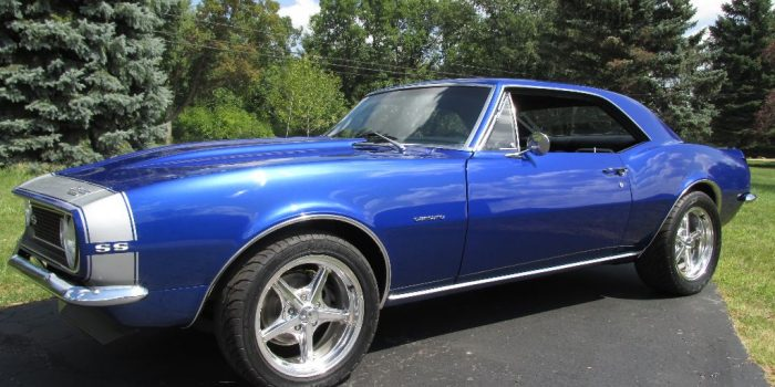 SOLD - 1967 Chevrolet Camaro SS Pro-Touring