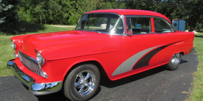 SOLD - 1955 Chevrolet Bel Air