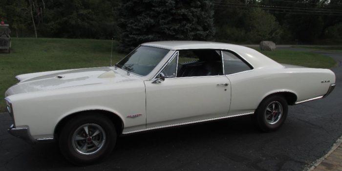 Coming Soon - 1966 Pontiac GTO Tri-Power Show Quality