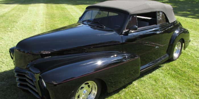 SOLD - 1947 Chevrolet Custom Convertible