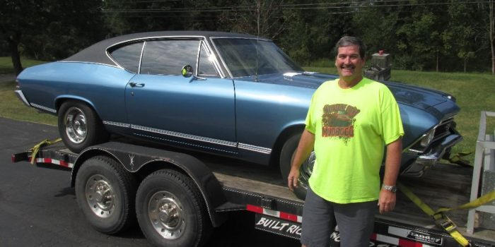 SOLD - 1968 Chevrolet Chevelle SS