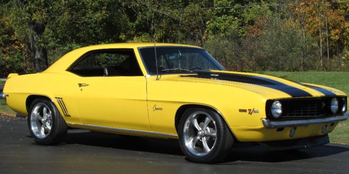 SOLD - 1969 Chevrolet Camaro Z/28 - $33,500