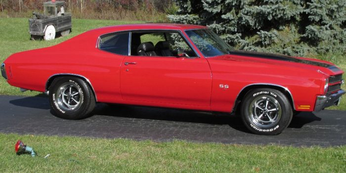 SOLD - 1970 Chevrolet Chevelle SS454