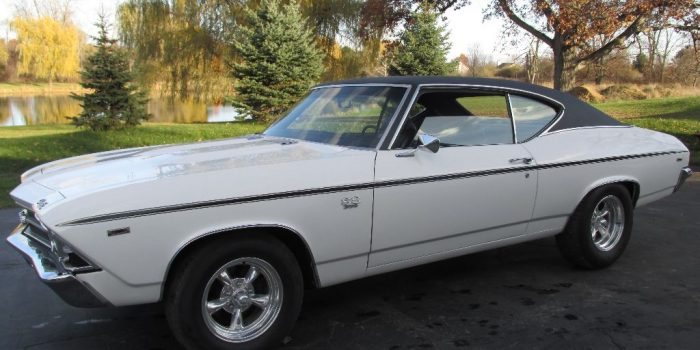 SOLD - 1969 Chevrolet Chevelle SS
