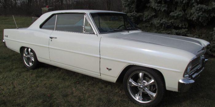 SOLD - 1966 Chevrolet Chevy II Nova - $24,500