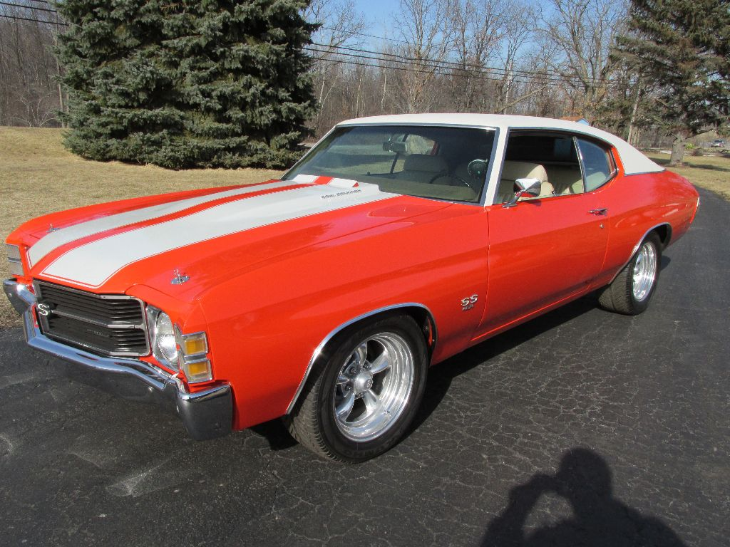 sale pending 1971 chevrolet chevelle ss 454 28 500. Black Bedroom Furniture Sets. Home Design Ideas