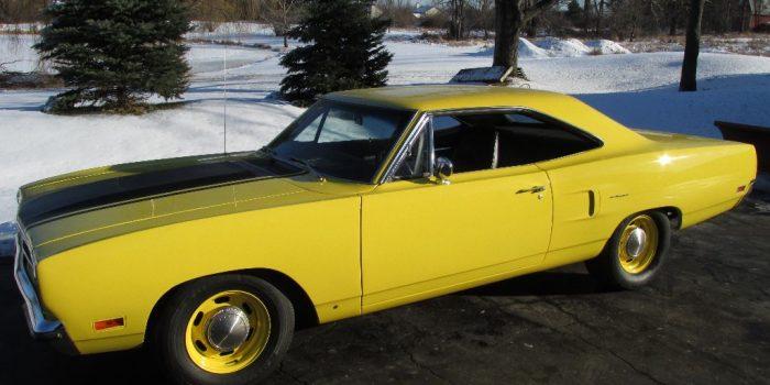 SOLD - 1970 Plymouth RoadRunner