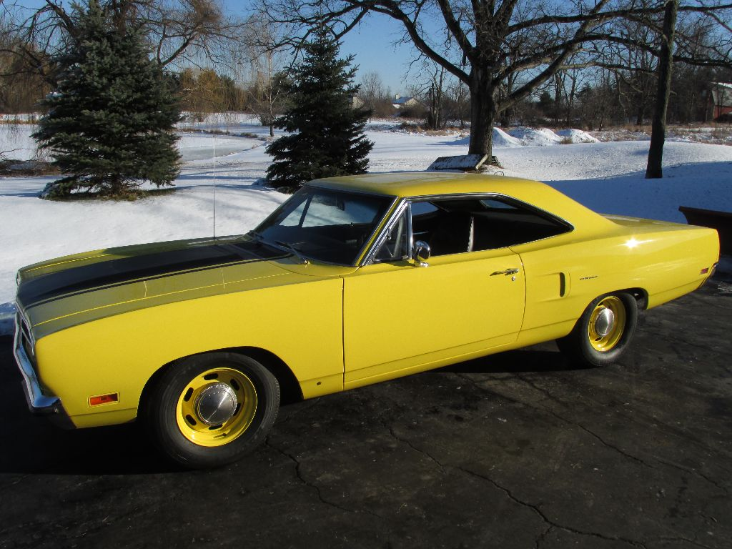 Old Muscle Cars For Sale >> SOLD – 1970 Plymouth RoadRunner « Ross Customs