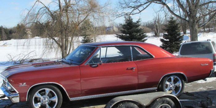 SOLD - 1966 Chevrolet Chevelle SS