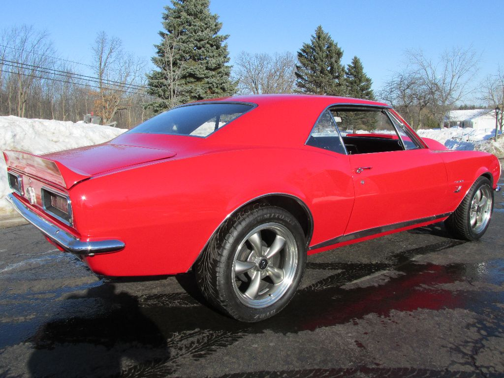 sold 1967 chevrolet camaro rs 27 500 ross customs. Black Bedroom Furniture Sets. Home Design Ideas