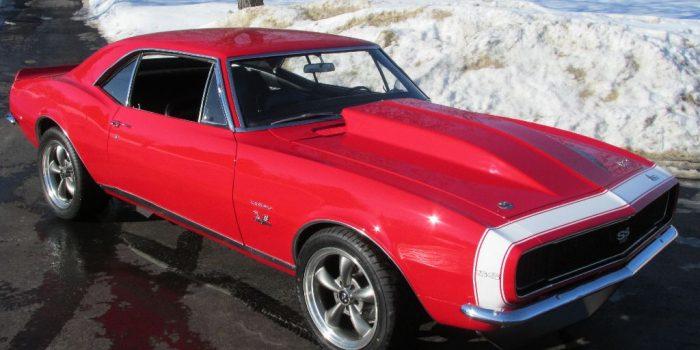 SOLD - 1967 Chevrolet Camaro RS - $27,500