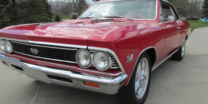 SOLD - 1966 Chevelle SS 396 - $34,500