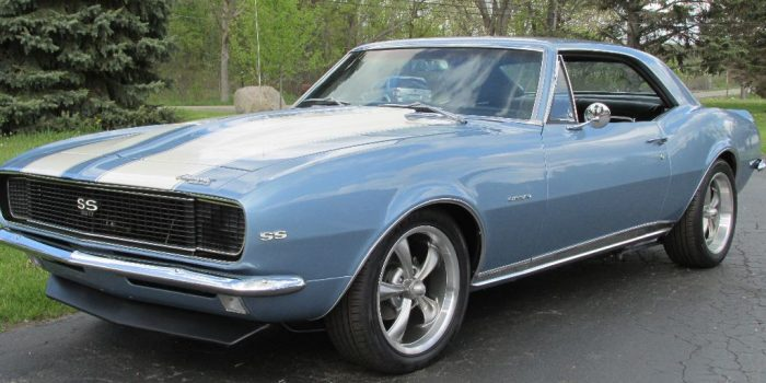 SOLD - 1967 Chevrolet Camaro RS/SS - $28,900