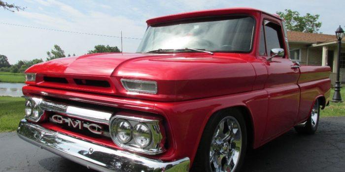 SOLD - 1965 GMC Custom C10 Pickup - $18,900