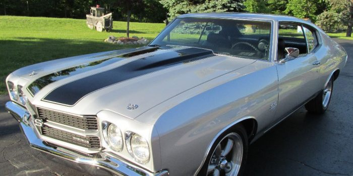 SOLD - 1970 Chevrolet Chevelle SS 396 4 Speed - $34,500
