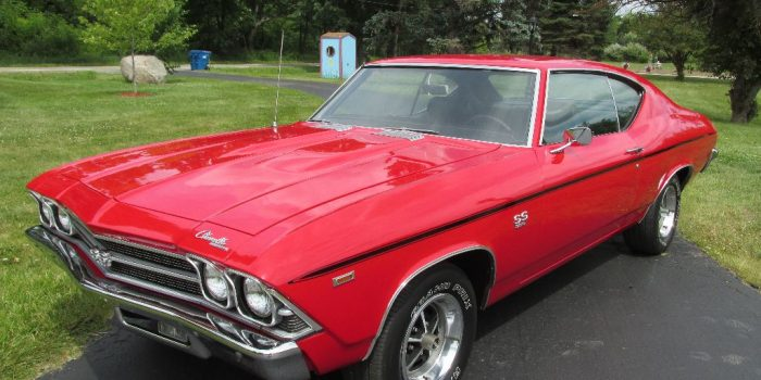 SOLD - 1969 Chevrolet Chevelle SS 396 - $27,500.00