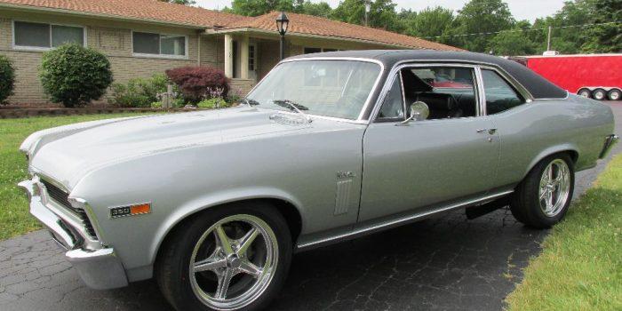 SOLD - 1969 Chevrolet Nova SS - $23,500.00