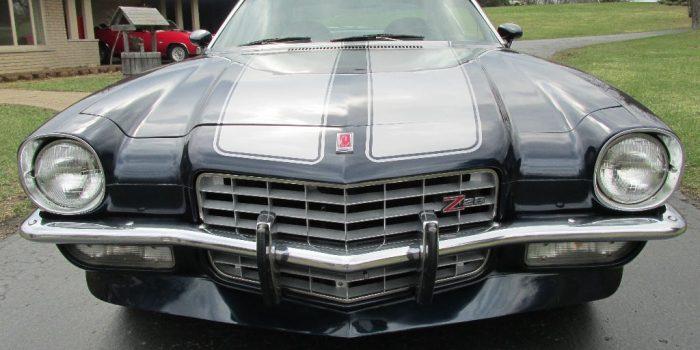 SOLD - 1973 Z28 350 4 Speed