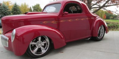 For Sale - 1941 Willys -$92,000