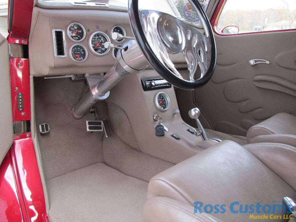 For Sale – 1941 Willys -$92,000 « Ross Customs