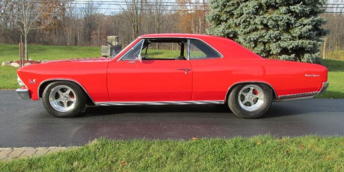SOLD - 1966 Chevrolet Chevelle SS 396