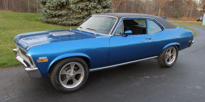SOLD - 1972 Chevy Nova SS Clone