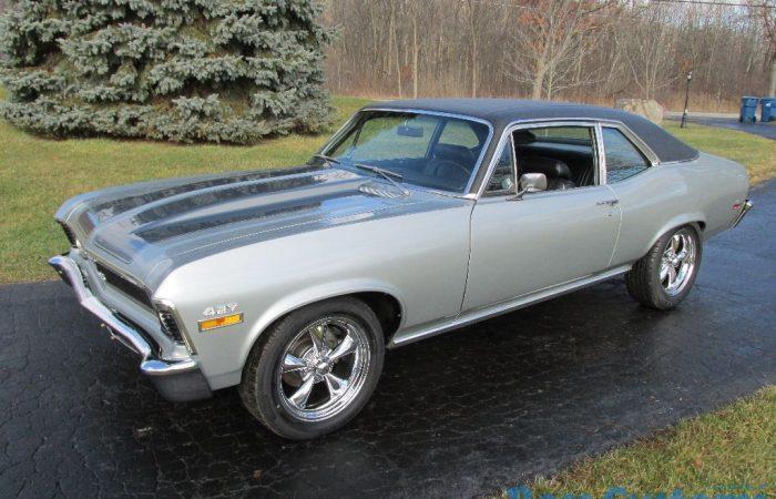 SOLD - 1971 Chevrolet Nova SS 427-4 Speed