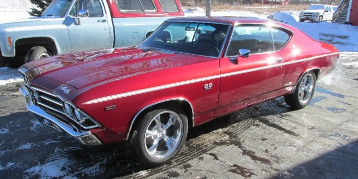 SOLD - 1969 Chevrolet Chevelle SS 396