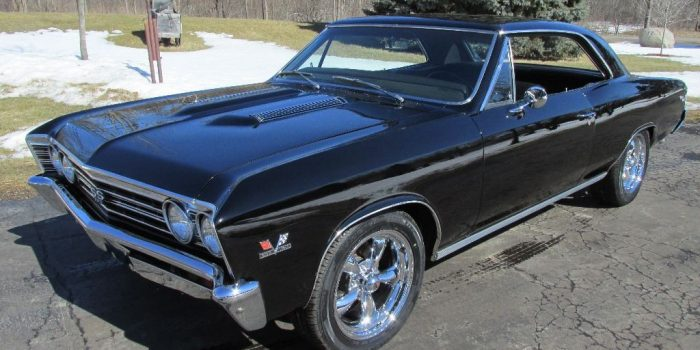 SOLD - 1967 Chevrolet Chevelle SS 396