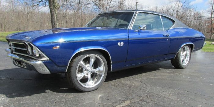 SOLD - 1969 Chevelle SS 396